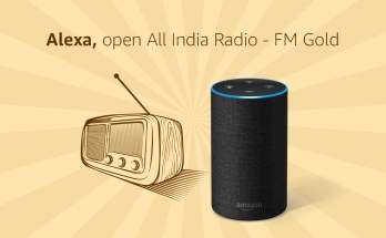 Listen to radio with Alexa