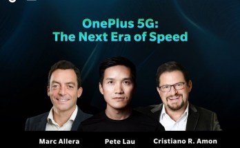 OnePlus 5G Panel at MWC 2019