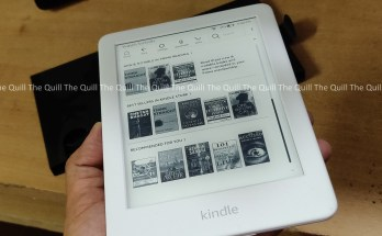 Amazon Kindle 2019 Front View