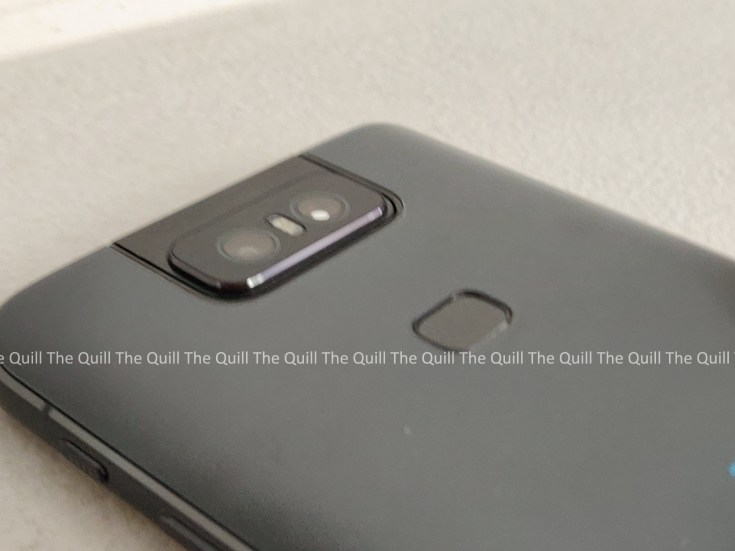 ASUS 6Z Back View