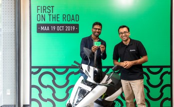 Ather 450 Chennai Delivery