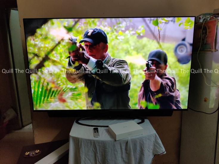 OnePlus TV Q1 Pro