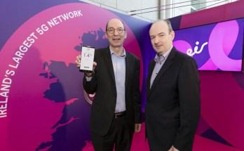 Ericsson 5G Ireland