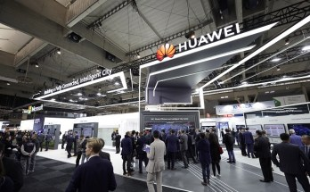 Huawei showcased its latest intelligent city solutions