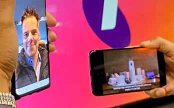 Ericsson 5G Call