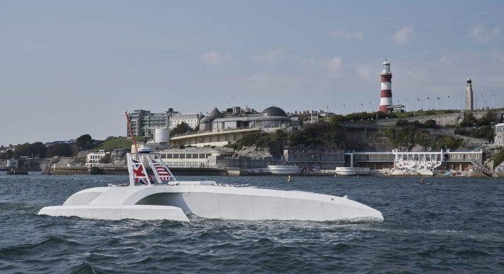 IBM MayFlower Autonomous Ship