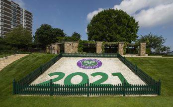 Wimbledon Sign 2021