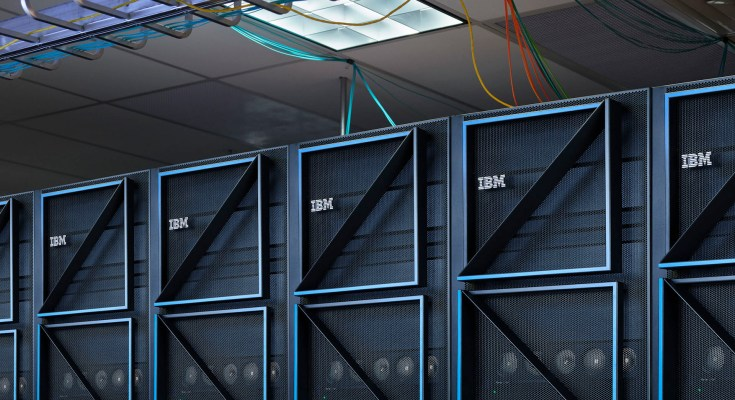 IBM Power E1080 Rack View