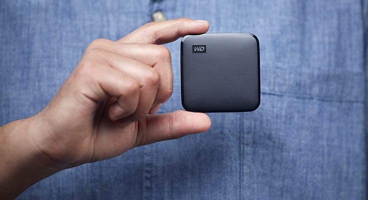 WD Elements™ SE SSD