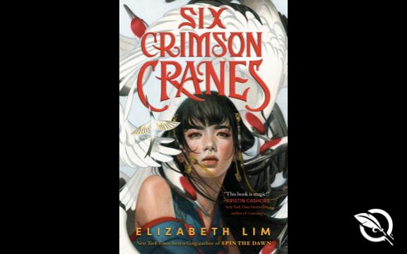 Six Crimson Cranes Featured Image