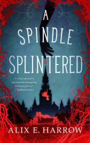 A Spindle Splintered Book Cover