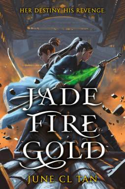 Jade Fire Gold Cover