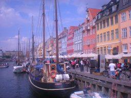 Historic Copenhagen Harbour