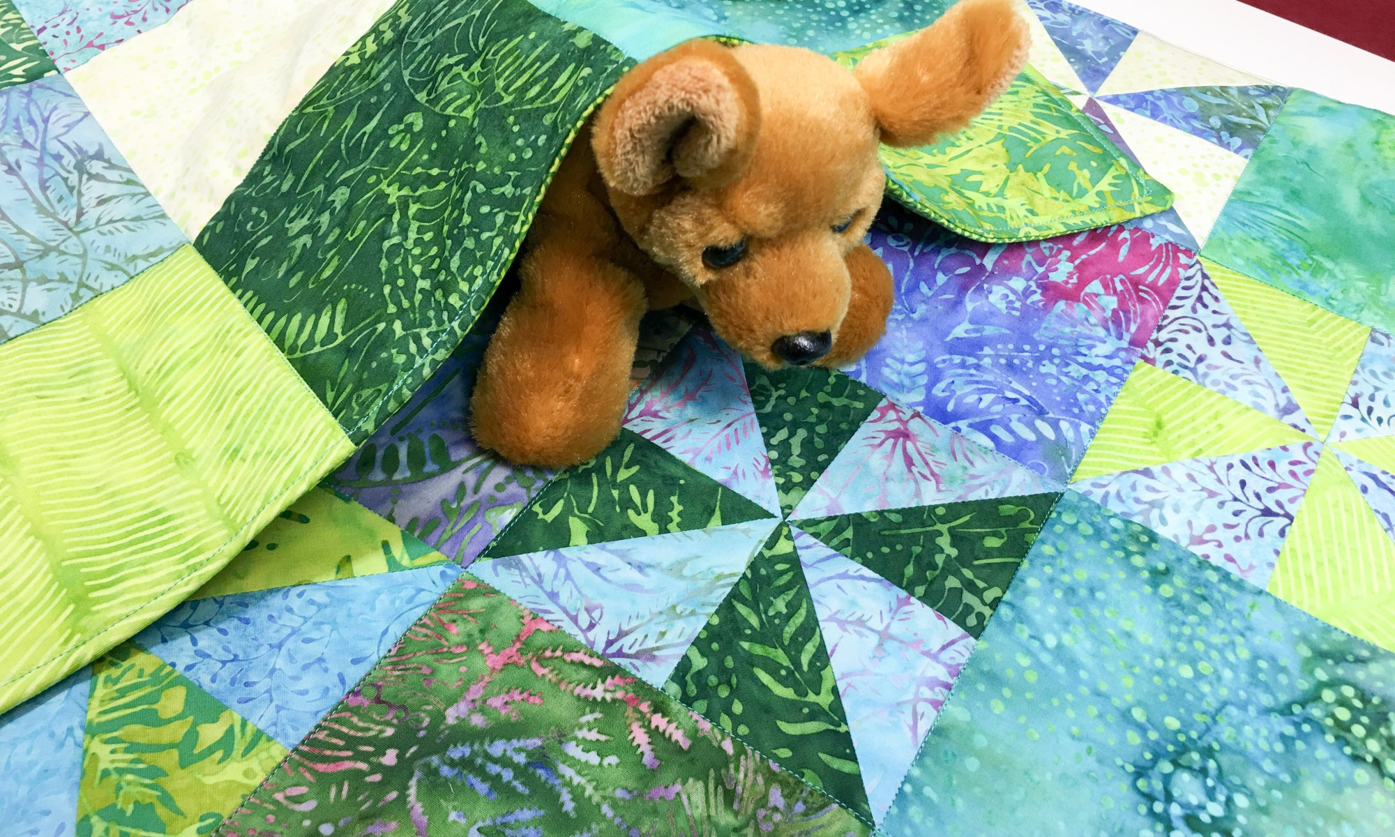 charity quilts, kennel quilts
