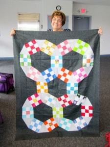 Quilting guild members share their creative love of quilting with others