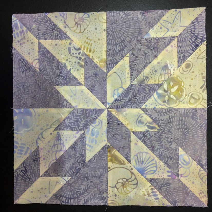 Karen Overton's block submitted for Studio 180 Design Certified Instructor Training