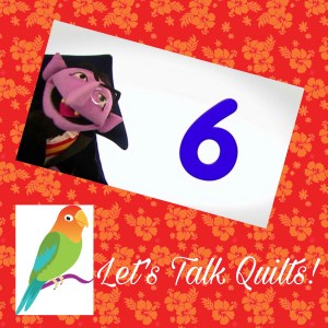 Countdown to Christmas Let's Talk Quilts With The Quilt Rambler