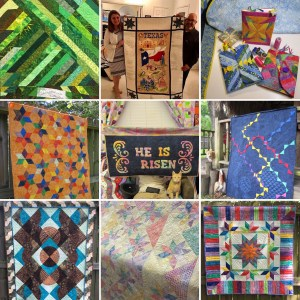 Quilts pieced by The Quilt Rambler