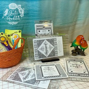 Studio 180 Design Tools are taught at The Quilt Rambler's Land Locked Quilt Cruise