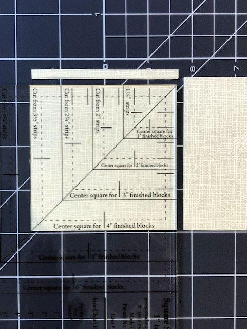 Cut Center Square with Studio 180 Design Squared Square tool