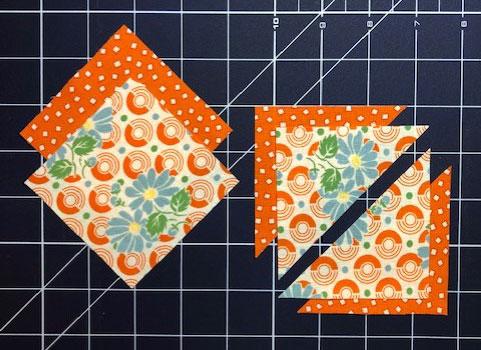 Cut side triangles