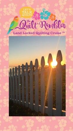 Land Locked Quilting Cruise™ May 2021