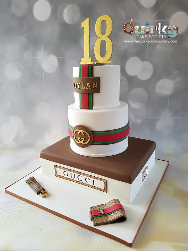 Gucci Man Cake The Quirky Cake Society