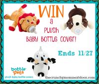 Bottle Pets Plush Baby Bottle Holder + GIVEAWAY! Ends 11 ...