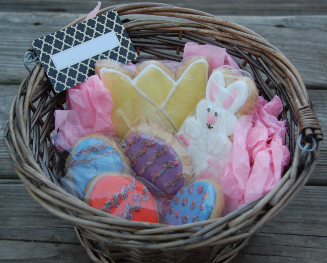 Ritzy Bakes Gourmet Easter Cookies + GIVEAWAY! Ends 4/4 - The Quirky Mom Next Door