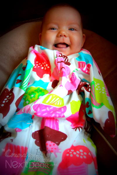 9b73305a4 We Love Our Zipadee-Zip for Baby + GIVEAWAY! Ends 5 31 - The Quirky ...