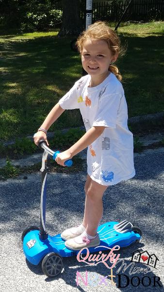 pulse safe start scooter