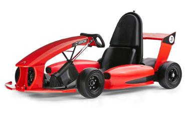 actev smart-kart red body kit