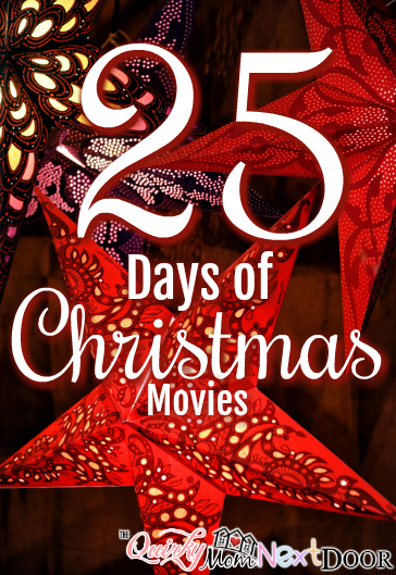 25 days of christmas movies