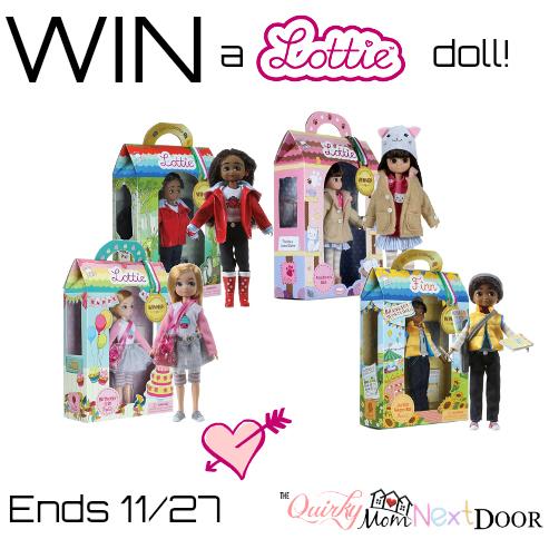 lottie dolls giveaway