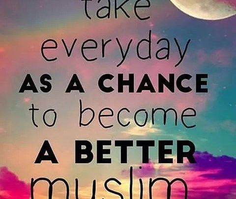 how to be a Better Muslim