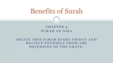 Surah Nisa Benefits | Blessings of Surah Nisaa (the Women)