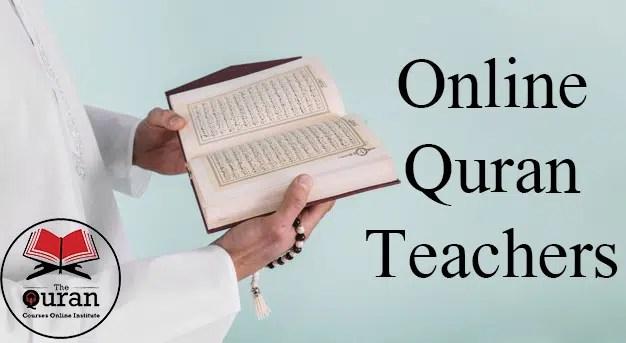 online quran teachers