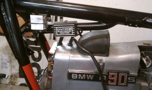 Busy Weekend | The BMW R90S Project