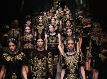 Looking back: Dolce and Gabbana F/W 12 | The Rabbit Hole