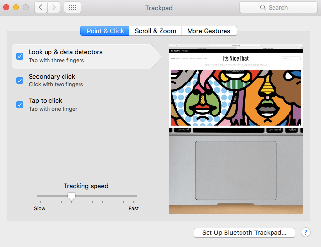 How to Learn to Use the Trackpad on Mac 2