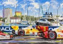 Motorsport art by Randy Owens