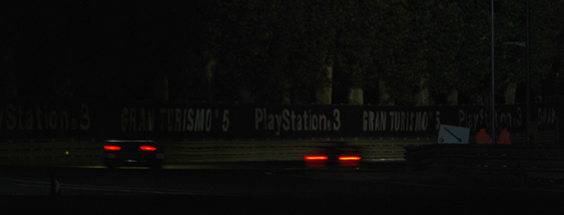tertre rouge night