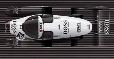 boss porsche 956 Motorsport art by Ricardo Santos