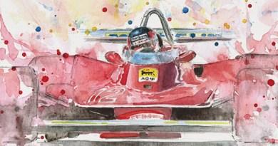 Ferrari 312 T4, Gilles Villeneuve 1979