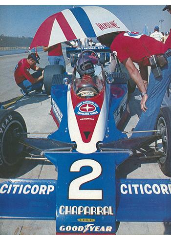 al unser 1978 california 500 Jim Hall, Al Unser, Indy 500 winner Chaparral Lola T500