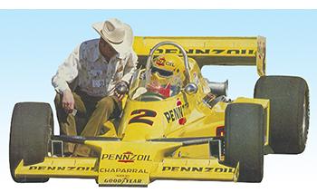 Pennzoil Lola T500 Jim Hall, Al Unser, Indy 500 winner Lola T500