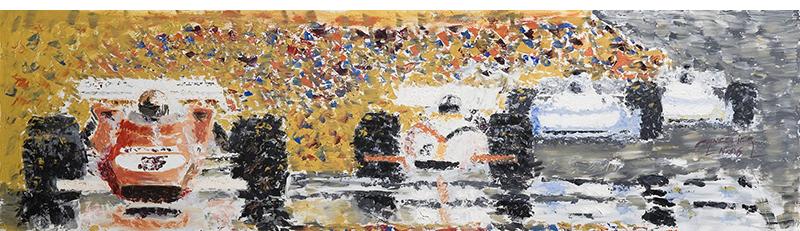 Chaleur au Paul Ricard by Nicolas Chancelier