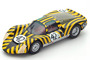 porsche 906, more art car models in 1:43 scale