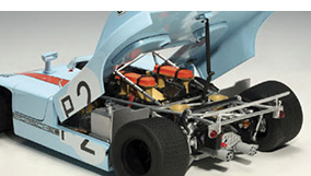 autoart porsche 908_3 model car_gulf collectibles