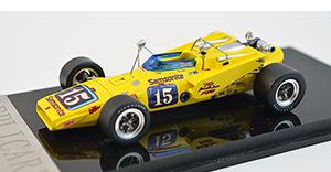 replicarz 1971 samsonite colt driven by joe leonard
